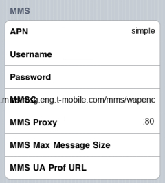 simple mobile apn settings iphone iphone 5 simple mobile apn settings apn settings usa 6901