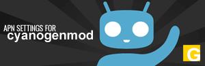 Cyanogen APN Settings Australia