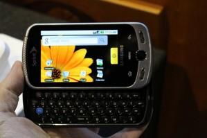 Samsung M910 Intercept, Samsung Moment II