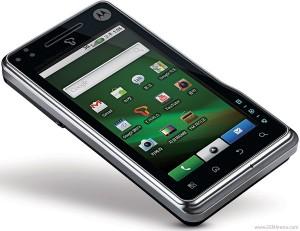 Motorola XT720, Motoroi